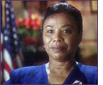 Barbara Lee, Congresswoman<br>Oakland, CA