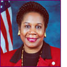 Sheila Jackson-Lee, Congresswoman<br>Houston, TX